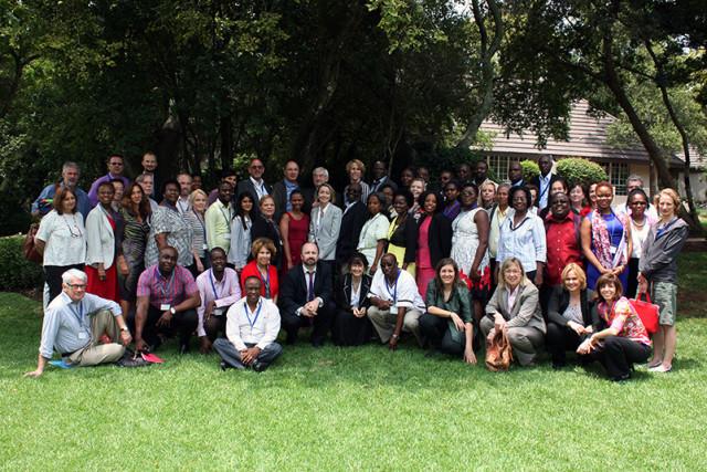 Workshop on Female Genital Schistosomiasis' impact on HIV