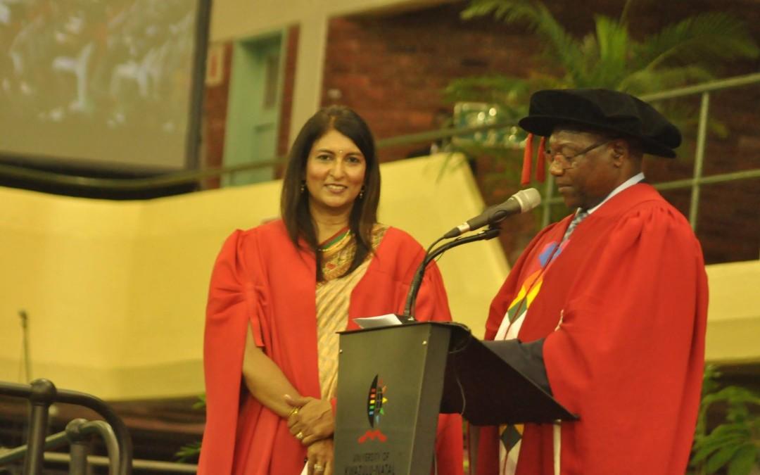 PhD in Female Genital Schistosomias
